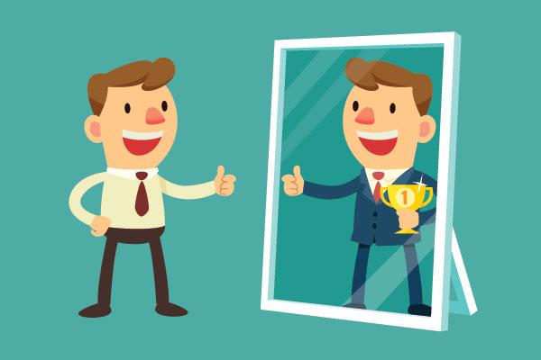 A técnica do espelho pode criar um poderoso rapport e empatia com o cliente.