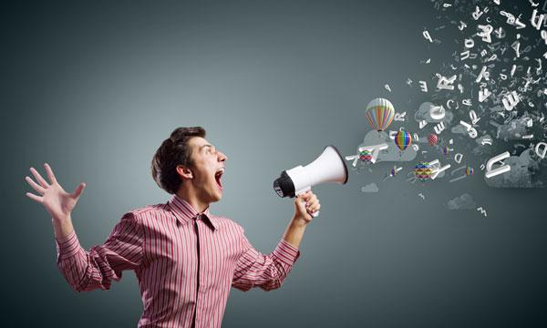 saber se comunicar em público é uma habilidade necessária a um bom vendedor.
