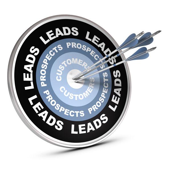 Lead é um contato que deixou com você informações como nome, telefone e email.