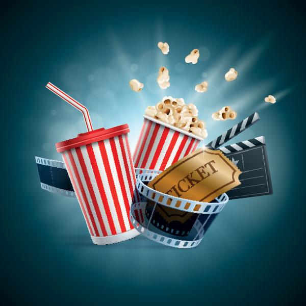 Providencie pipoca e guaraná para dar aquele clima de cinema!