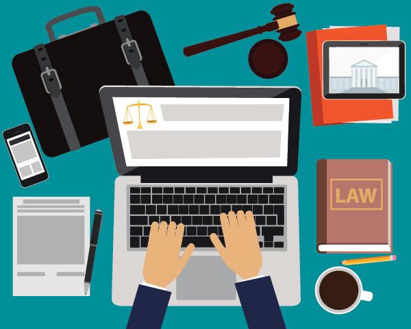O marketing digital é um grande aliado dos escritórios de advocacia.