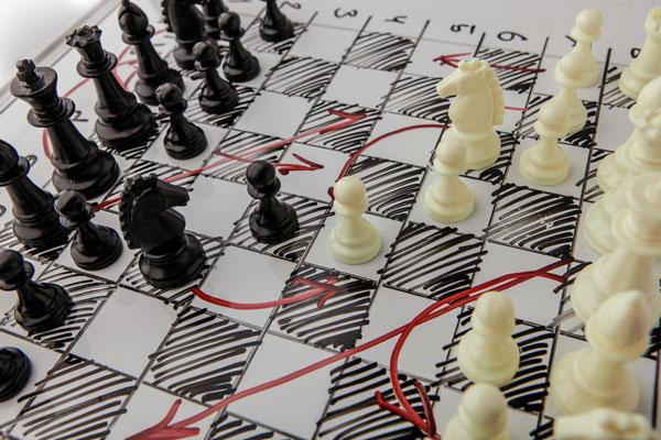 Uma estratégia de colaboração é a mais indicada pela arte de negociar.