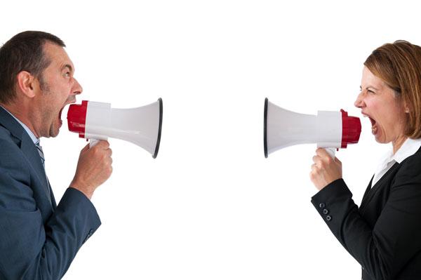 Seja persuasivo e não impositivo durante uma negociação.