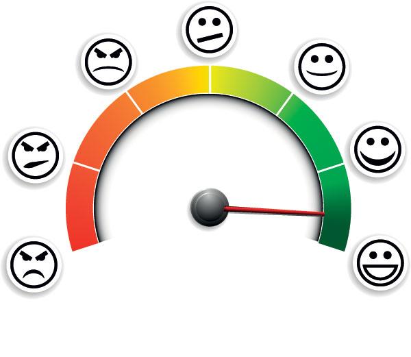 Pesquisa de satisfação de clientes