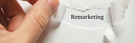 Remarketing - comunicar, anunciar ou começar um novo contato com uma pessoa que demonstrou interesse em alguma de suas ofertas