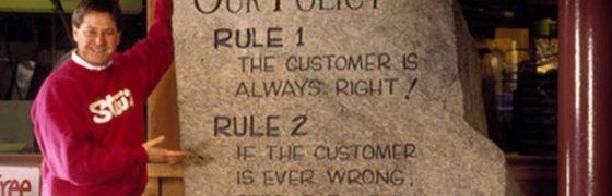 frases sobre atendimento ao cliente